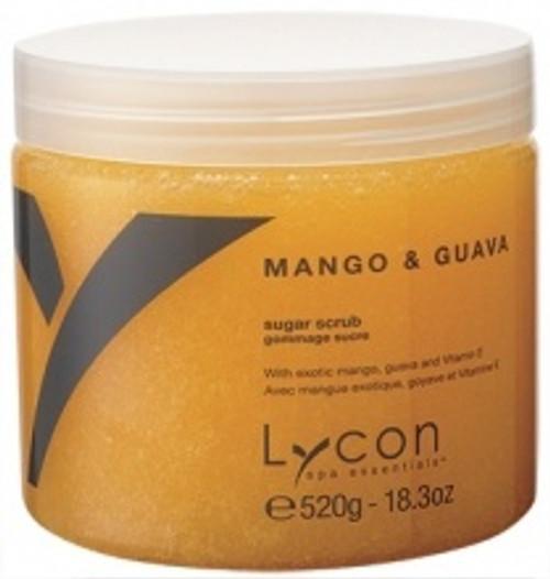 Lycon Mango & Guava Sugar Scrub