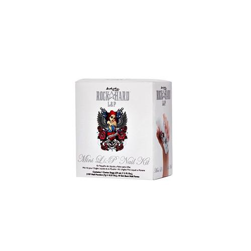 Artistic Rock Hard Mini L&P Nail Kit