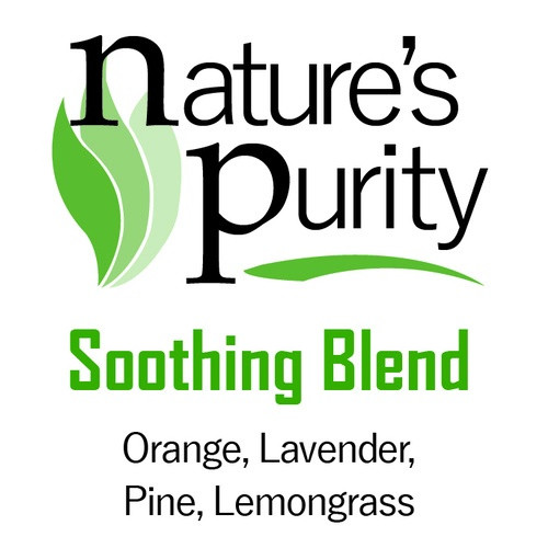 Nature's Purity Soothing Blend Oil