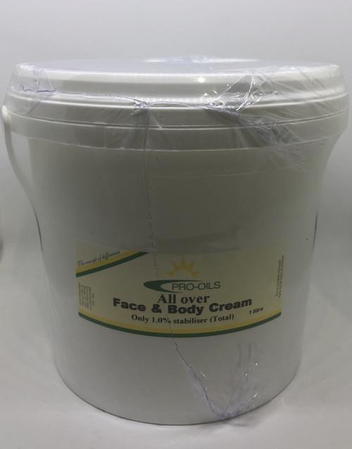 Pro Oils Natural Light Cream 1ltr