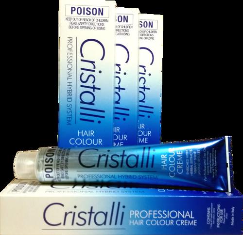 Cristalli Hair Colour Creme Intensifiers 100ml