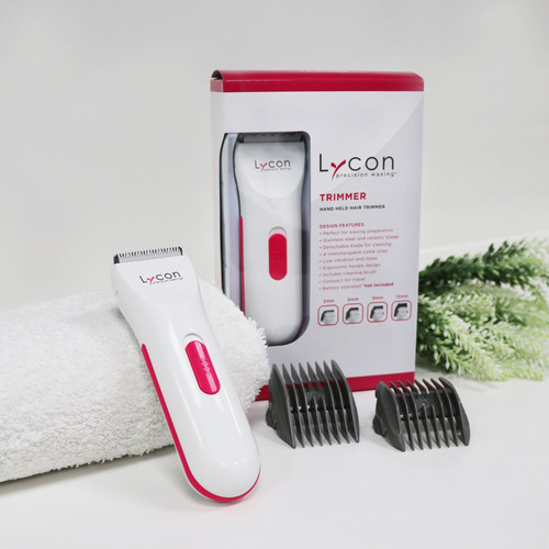 LYCON Hand Held Hair Trimmer