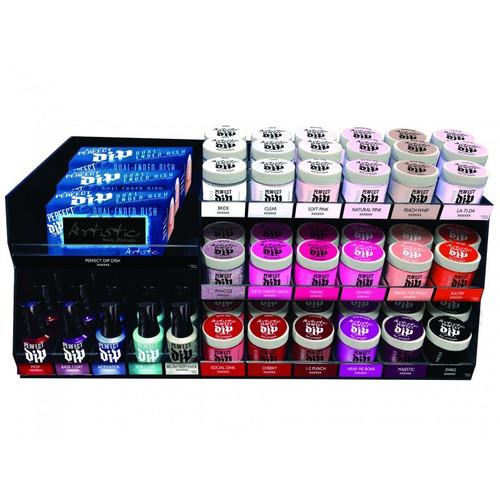 Artistic Nail Design Perfect Dip Colours 23g