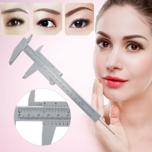 Eyebrow Caliper Tool