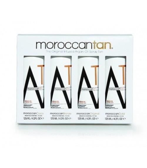 MoroccanTan Original Sample Pack 4pc