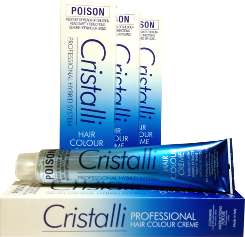 Cristalli Hair Colour Creme 100ml
