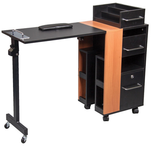 Majik Fold Away Nail Table
