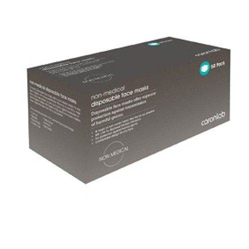 Caronlab Non-Surgical Face Masks 50pcs