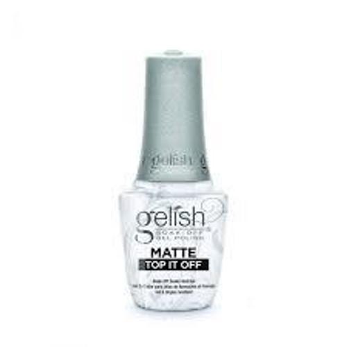 Gelish Matte Top It Off 15ml