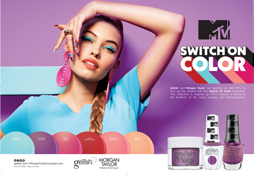 Gelish MTV Collection Limited Edition
