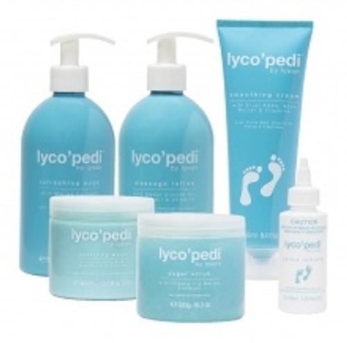 Lyco'pedi By Lycon Professional Pedi Kit