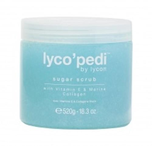 Lyco'pedi By Lycon Sugar Scrub