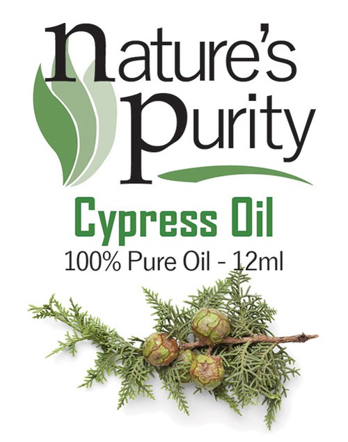 Nature's Purity Cypress Oil 12ml