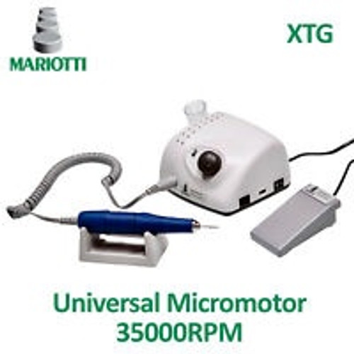 XTG Micromotor Foot File Pedicure Drill efile