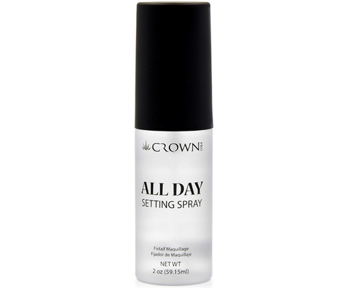 Crown Brush All Day Make-up Setting Spray