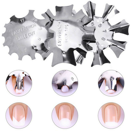 Easy French Cutting Tool 3pc