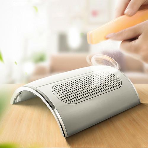 Nail Dust Extraction Desk Fan