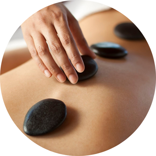 Certificate In Hot Stone Massage