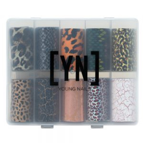 Young Nails Foil Kits