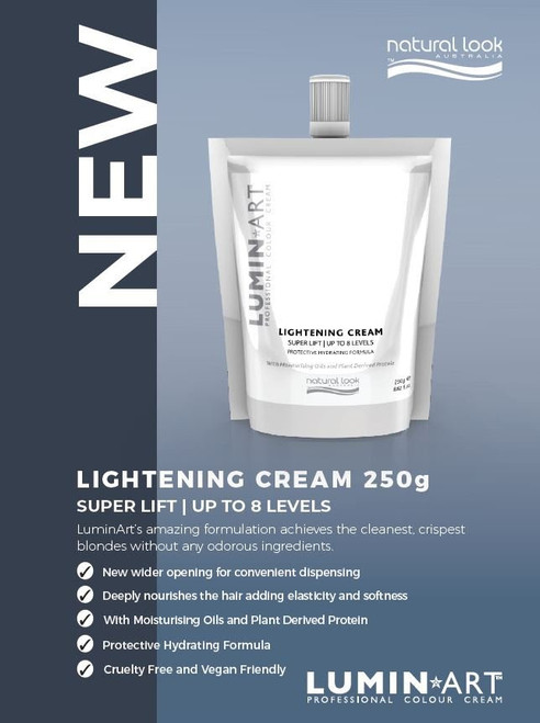 LuminArt Super Lift Lightening Cream 250g