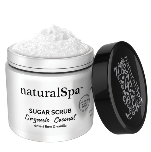 NaturalSpa Sugar Scrub 500g