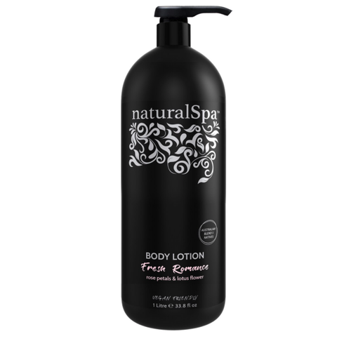 NaturalSpa Body Lotion