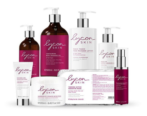 Lycon Skin Skincare Range
