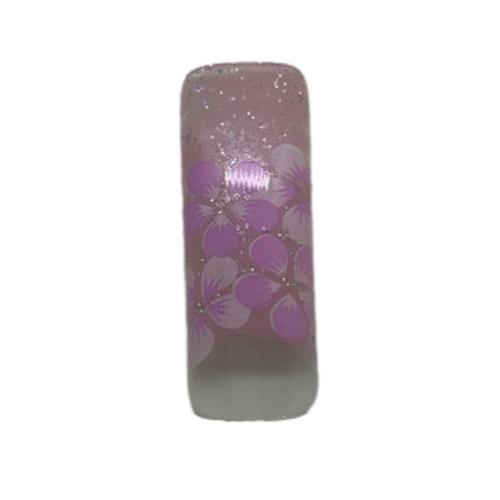 Pre Designed Floral  Tips 70pc Glitter