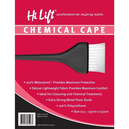 Hi Lift Deluxe Colour & Chemical Cape