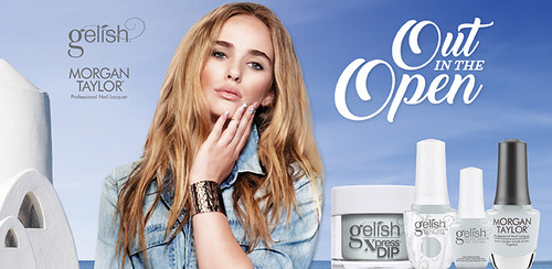 Gelish Out In The Open Collection Limited Edition