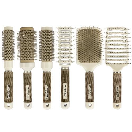 Brushworx Keratin 230 Brushes