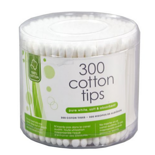 Cotton Tips 8cm 300pc
