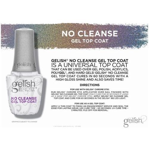 Gelish No Cleanse Top Coat