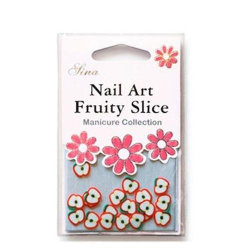 Sina Nail Art Fruit Slice 24pc