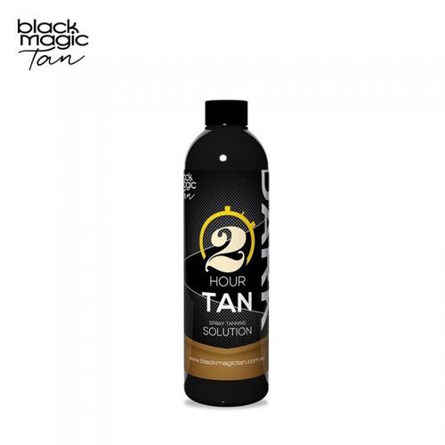 Black Magic 2 Hour Tan Sample 125ml - Dark