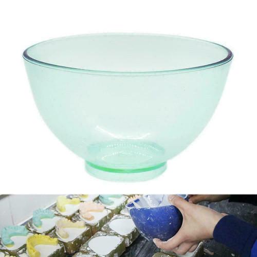 Rubber Flexible Mixing Bowl Mixed Colour