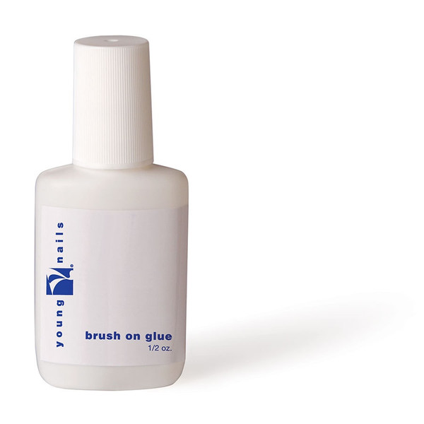 Young Nails Brush on Glue 15ml