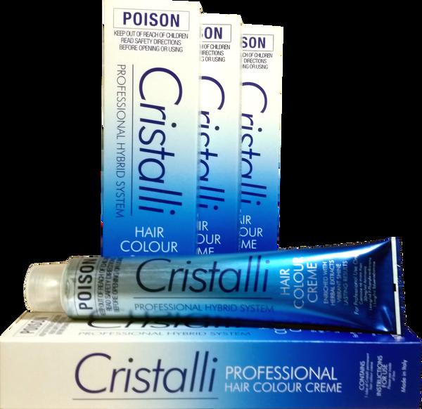 Cristalli Hair Colour Creme 100ml