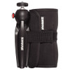 SHURE MV88+ VIDEO KIT carrying case with tripod attached