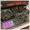 Hercules DJControl Inpulse 500 2-Channel DJ Controller in EMI Audio store close up