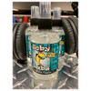 HOSA Goby Labs Headphone Cleaner three bottles between over ear headphones