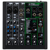MACKIE ProFX6v3 6 Channel Professional Effects Mixer with USB top view