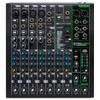 MACKIE ProFX10v3 10 Channel Professional Effects Mixer with USB top view
