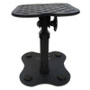 YORKVILLE SKS-T11 11 inch tall Studio Monitor Table-Top stand back view. EMI Audio