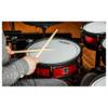 Alesis Strike Pro SEsnare with drummer holding sticks