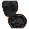 PIONEER DJ HDJ-X10-K Closed-back Circumaural DJ Headphones with 50mm Drivers, with 5Hz-40kHz in carrying case. EMI Audio