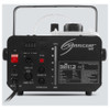 CHAUVET Hurricane 1600 Compact, lightweight, high output fog machine with DMX control direct back view