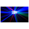 1 individual Kinta FX shining blue and red and green lights