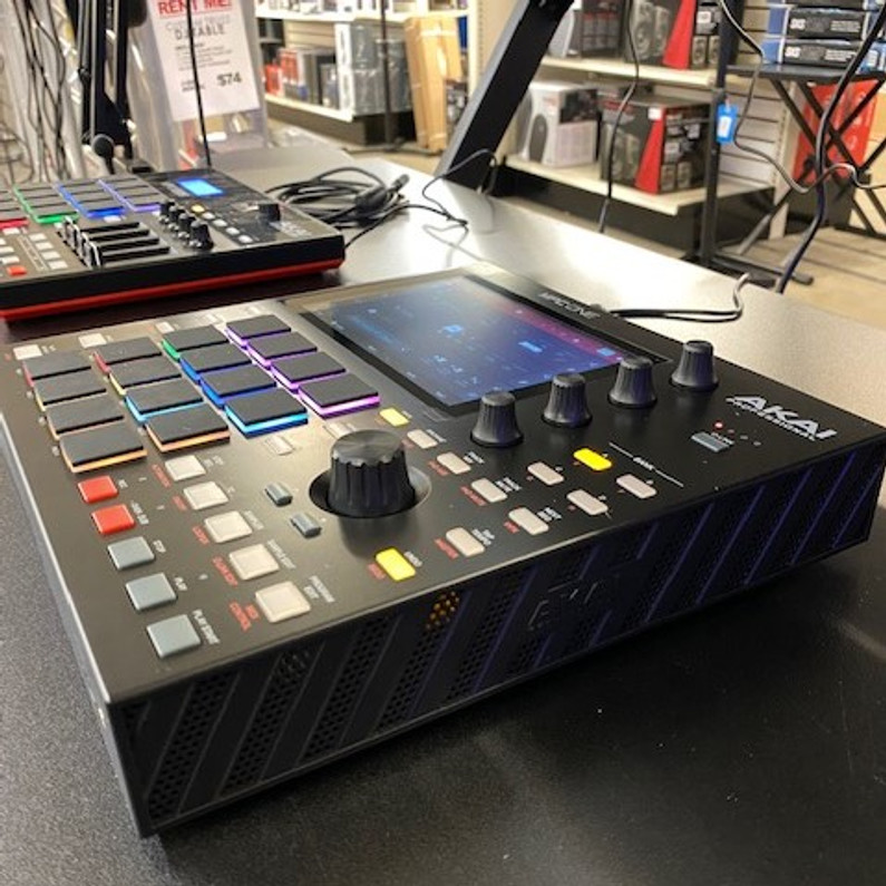 Attention! The AKAI MPC ONE is here!