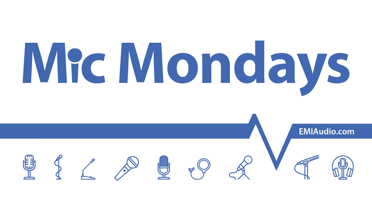 Mic Mondays featuring the Lewitt LCT 440 Pure!